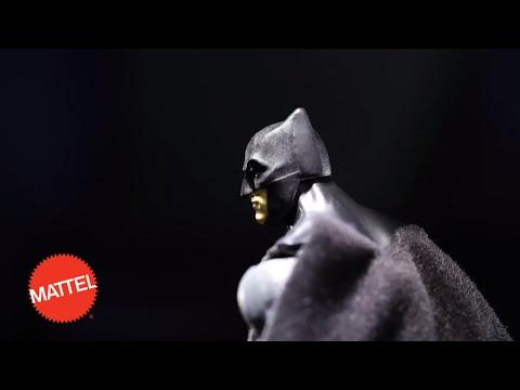 Join The League- Mattel Batman Figure