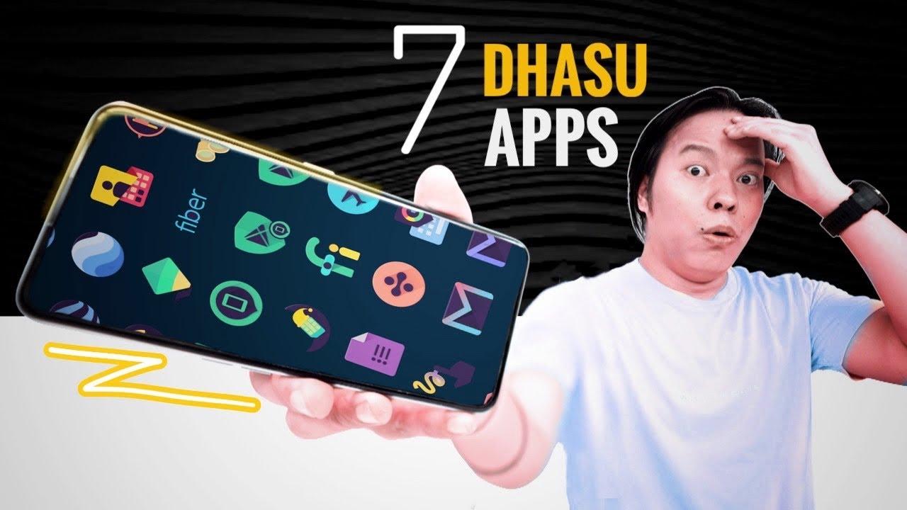 7 New Dhasu Android Apps July 2021 😮😮 Bade Kaam Ki