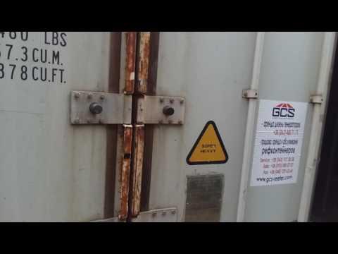 видео: Большой холодильный склад 200 кубических метров