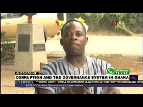 Corruption And Governance System In Ghana With Dr  Evans Aggrey And Rev  Richmond Owusu Frimpong