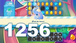 Candy Crush Soda Saga Level 1256 (No boosters)