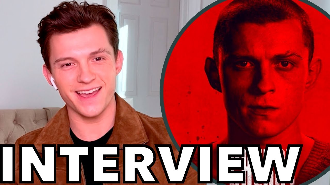 Tom Holland Talks CHERRY, Spider-Man and How Acting Affects His Personal Relationships   INTERVIEW
