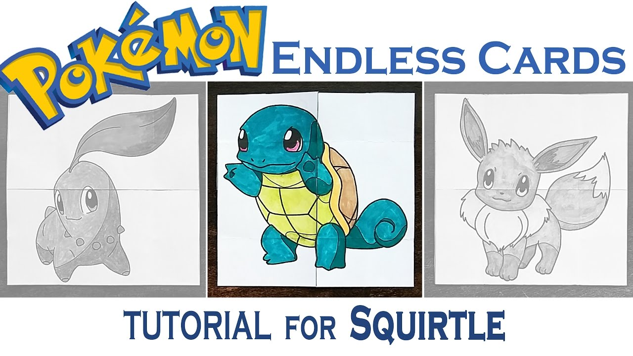 Hattifant Pokemon Evolution SQUIRTLE ENDLESS CARDS