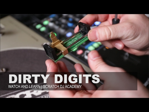 HOW TO CLEAN & UPGRADE A RANE FADER I WATCH AND LEARN