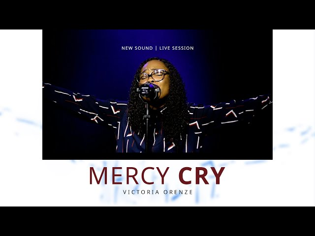 VICTORIA ORENZE - MERCY CRY!!
