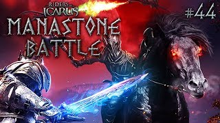 BADLANDS MANASTONE BATTLE! (PvP) Riders of Icarus - Part 44
