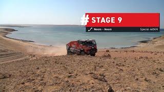 Mammoet Rallysport: Stage 9