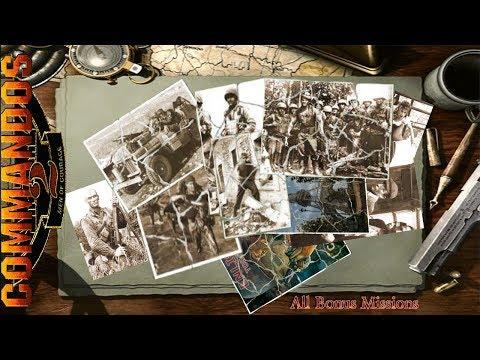 Commandos 2 - All Bonus Missions thumbnail