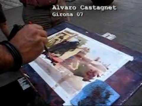 Alvaro Castagnet en Girona 2007