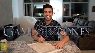 I SIGNED THE BIGGEST CONTRACT OF MY LIFE !!!