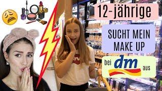 Katastropheeeee 😰... 12 jährige sucht mein Make up bei dm aus