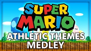 Super Mario Athletic Themes Remix