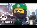 THE LEGO NINJAGO MOVIE German Deutsch 2017
