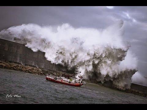 Temporal olas grandes,