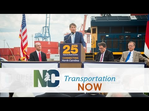 NC Transportation Now - December 29, 2016