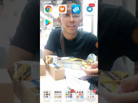 Cara setup smart keyboard pro (Buat penguna android)