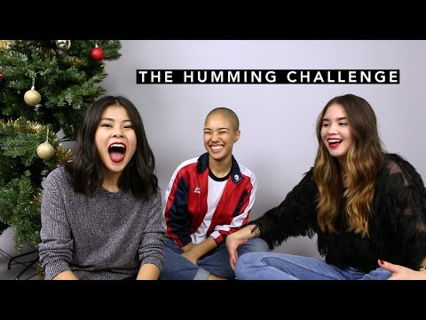 The Humming Challenge | (not so) XMAS EDITION