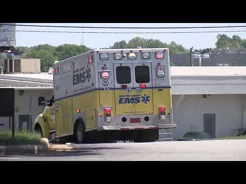 January 2018 was busiest month in history for Guilford County EMS