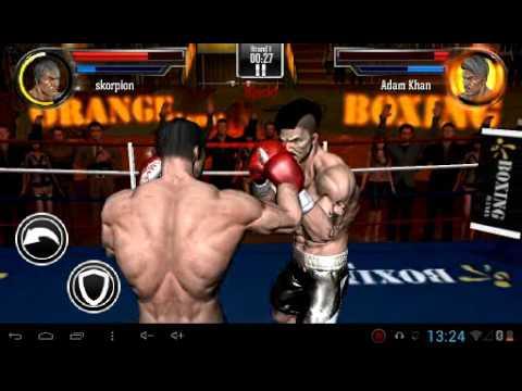 Прохождение игры царь бокса часть2 побед всё больше