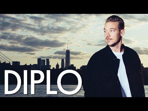 Diplo previews upcoming collabs (hint: Camila...Halsey...) | Billboard Cover Shoot 2016