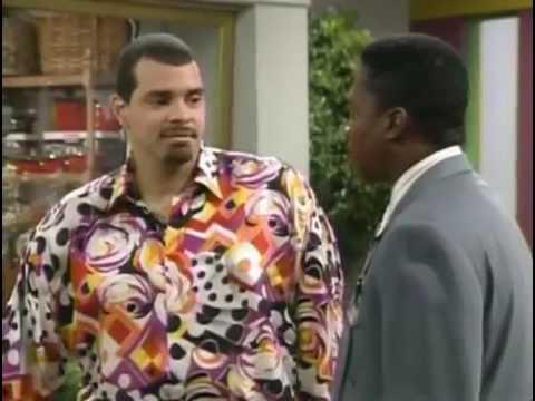 The Sinbad Show S01E04 Petty Larceny