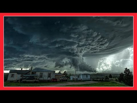 Something Very Strange is Happening in Nova Scotia & North Carolina - END TIMES
