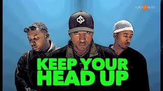 A Tribe Called Quest Type Beat - ATCQ - Boom Bap - 90s Hip Hop - Keep Your Head Up