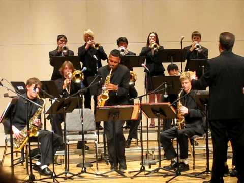 "Download ""IF I COULD"" - SBHS JAZZ BAND IN RENO '09"
