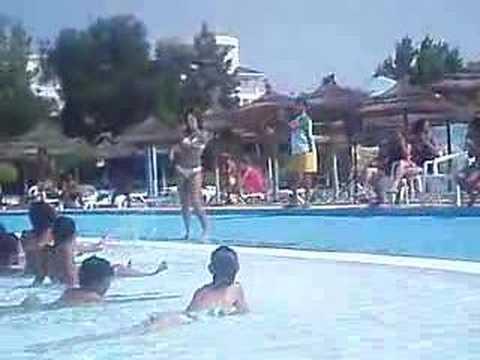 improvisation danse tunisie