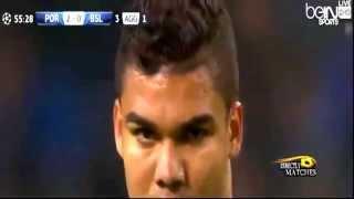 FC Porto vs Basel 4 0 2015 All Goals & Higlights UEFA Champions League 2015 بازل بورتو