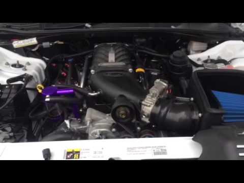 2015 Scat Pack Challenger Magnuson Supercharger Youtube