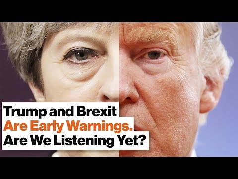 Why Are Nations So Divided? Trump, Brexit, and the Struggle for Status