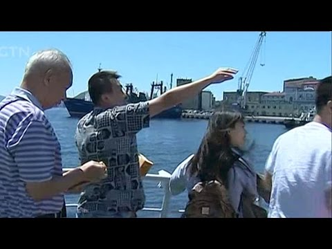 More Chinese tourists head for Belt and Road countries