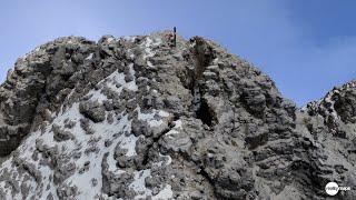 Möglicher Felssturz im Allgäu: Ein Berg bricht auseinander