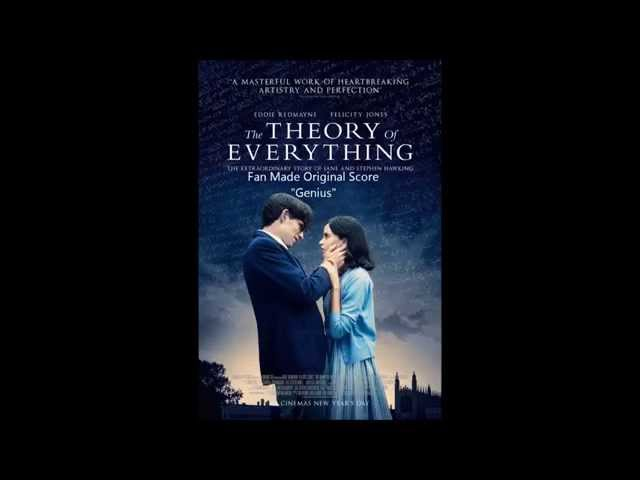 Soundtrack - The Theory of Everything - Genius (Fan Made)