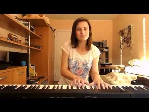 ноты для фортепиано пицца фары