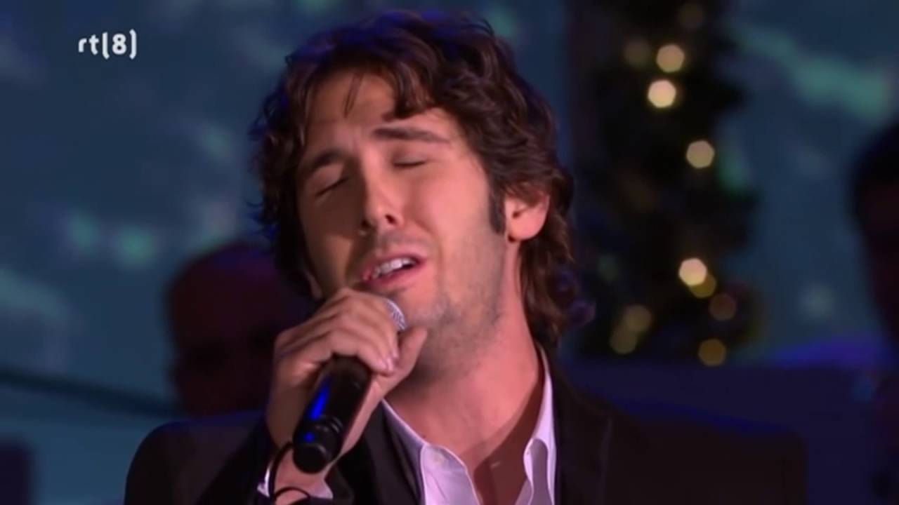 Johnny Mathis & Josh Groban - Christmas time is here, Silent night ...