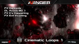Vengeance Producer Suite - Avenger Expansion Demo: Cinematic Loops 1