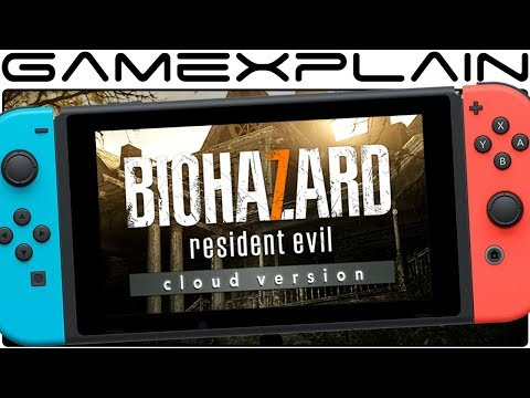 We (Barely) Played Resident Evil 7 on Nintendo Switch....With Horrifying Results (Cloud Version)