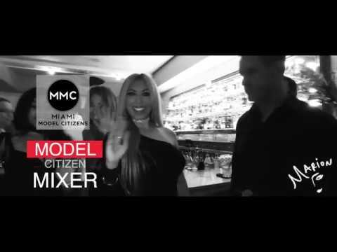 Miami Model Citizens Mixer At Marion in Miami's Mary Brickell Village