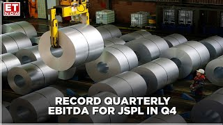 Record quarterly EBITDA amidst steel rally for JSPL in Q4