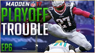 madden 17 career mode gameplay trouble brewing in the playoffs