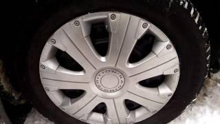 Скрытое крепление автомобильных колпаков