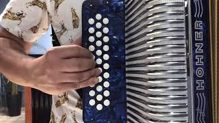 """Cómo tocar  """"El Cerro de la Silla """" Chotis, de Don Antonio Tanguma, FBbEb. YouTube Videos"""