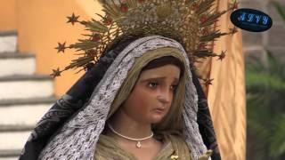 Velación y Cortejo Procesional Santísima Virgen de Dolores Mater Dolorosa Asoc  Caballeros de Cristo