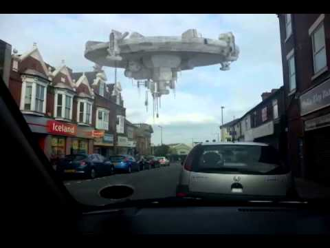 BlackHeath (Rowley Regis - UK) UFO!