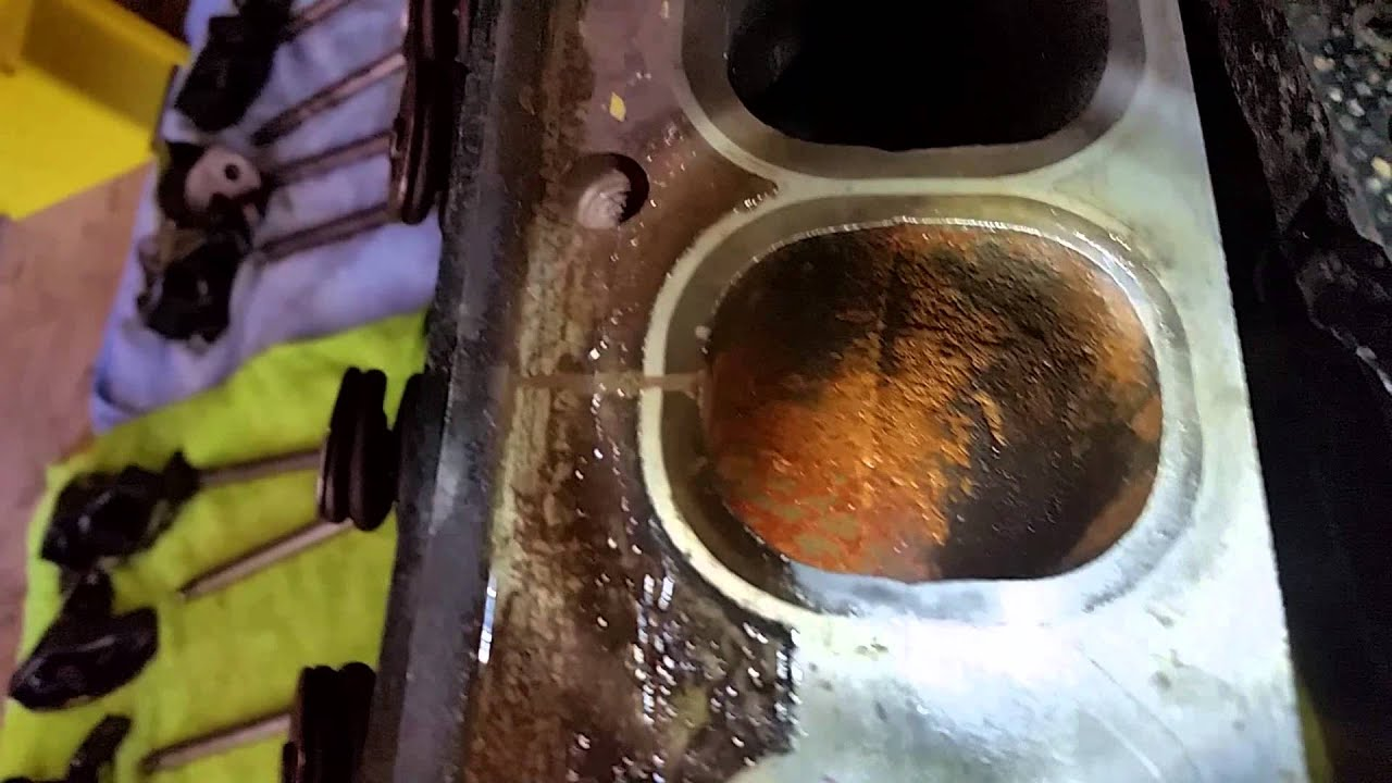 Mercruiser 7 4 Mpi Water In Oil