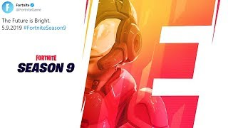 Fortnite New Season 9 2nd Teaser + 2 Days Till Season 9! (Fortnite Live)