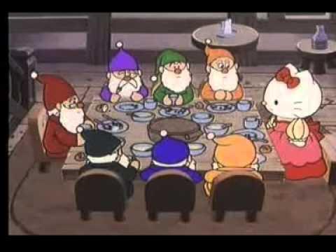 Hello Kitty as Snow White (Full Episode)