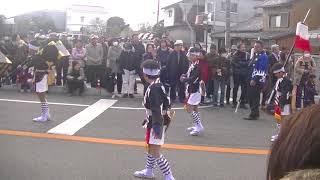 第114回赤穂義士祭【忠臣蔵パレード】こども大名行列・しおみライン thumbnail